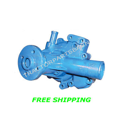 Ford New Water Pump With Gasket And Hub 1720 1920 3415 Sba145017780