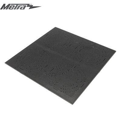 Abs Plastic Sheet Gridplate Pre-scored Custom Installation 12in X 12in 18in