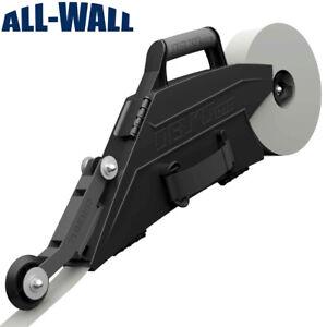 NEW! Delko ZUNDER Drywall Banjo Taping Tool w/ Quick-Change Inside Corner Wheel