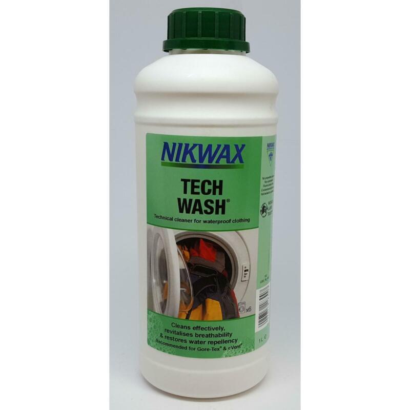 Nikwax Techwash 1 Litre Autres Randonnée Vêtements (27362)