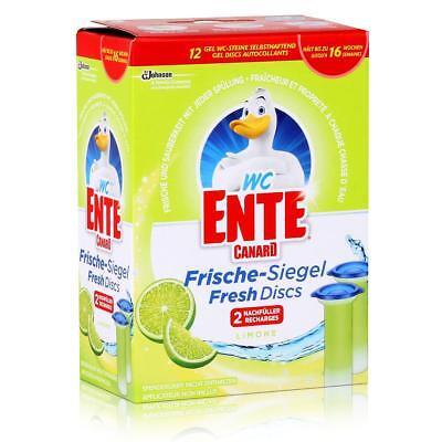 WC Ente Frische Siegel Nachfüller Limone