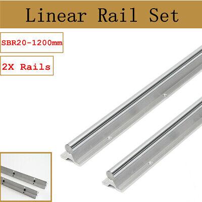 Sbr20-1200 Shaft Rod Linear Rail Shaft Rod 20mm Fully Supported