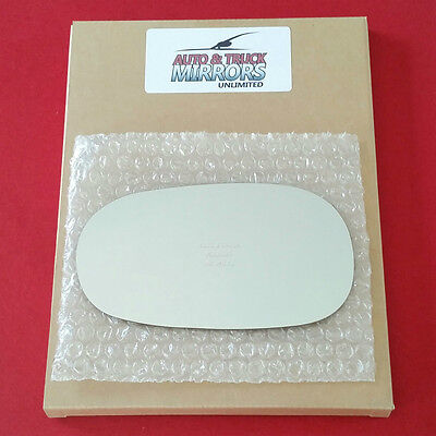 NEW Mirror Glass 98-02 TOYOTA COROLLA Driver Left Side ***FAST SHIPPING***