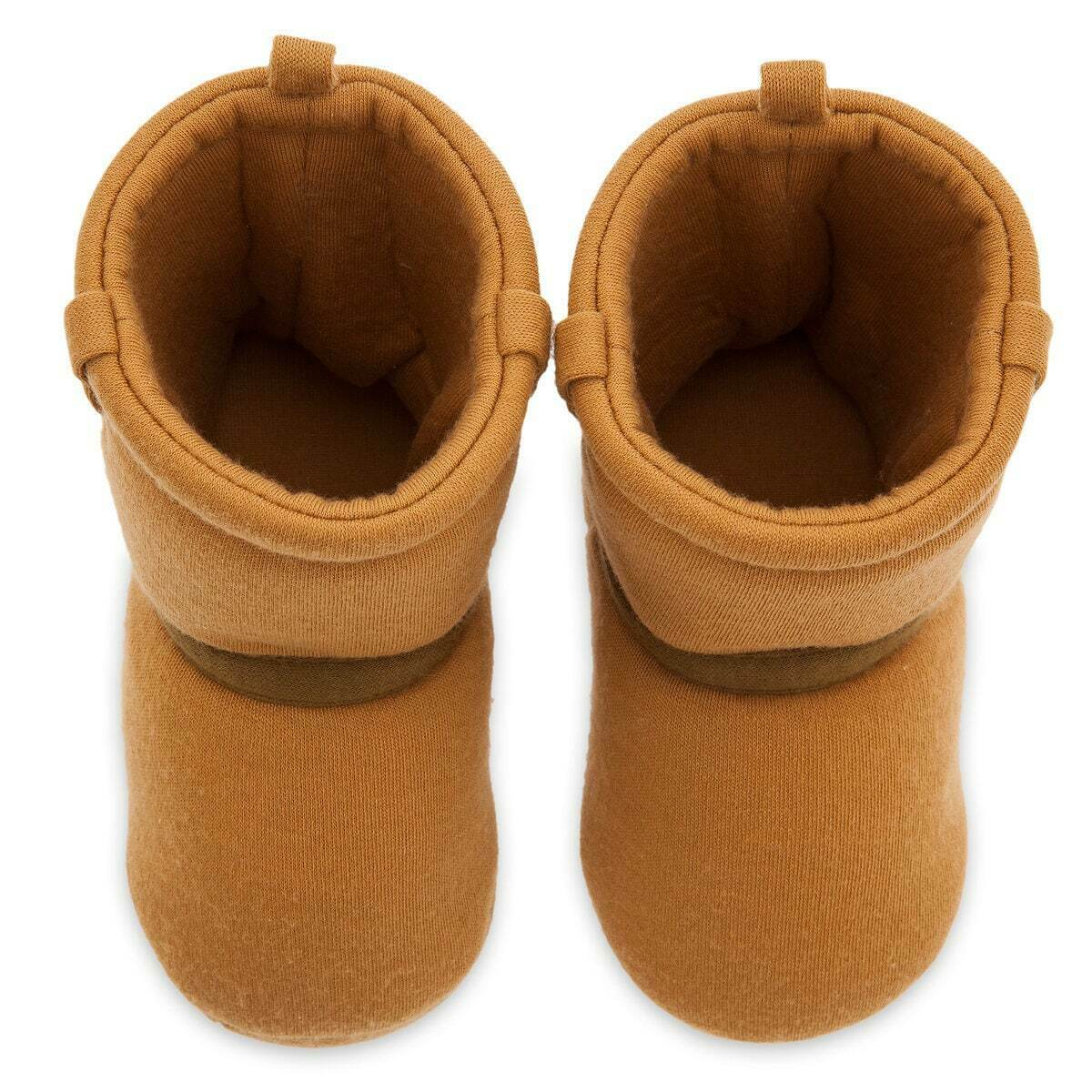 NEW Disney Store Woody  Boots Baby Costume Shoes Brown Toy S