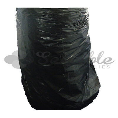 20 Wheelie Bin Refuse Liners Sacks Garden Waste Rubbish Supplies Bags 30x46x54