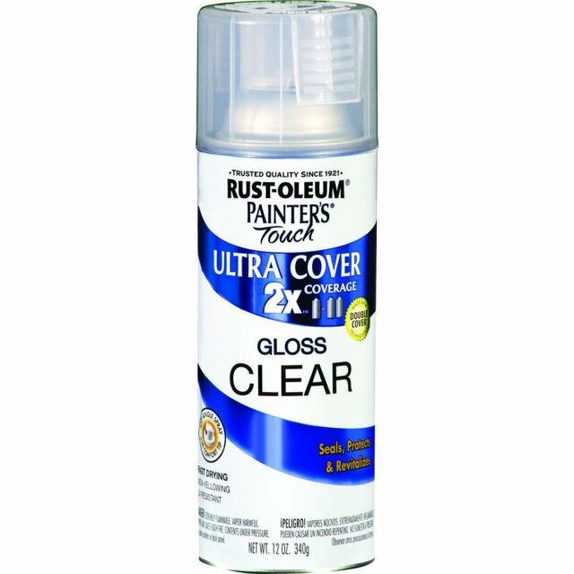 Rust Oleum 249117 Painters Touch Multi Purpose Spray Paint 12 Oz Ebay