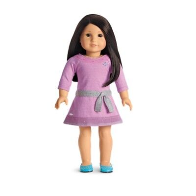 American Girl TRULY ME LILAC DRESS for 18