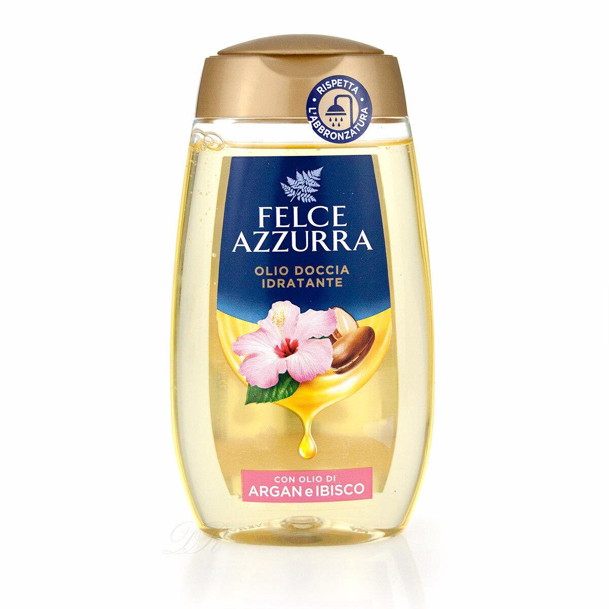 Paglieri Felce Azzurra Duschöl Idratante Argan & Hibiskus 250 ml