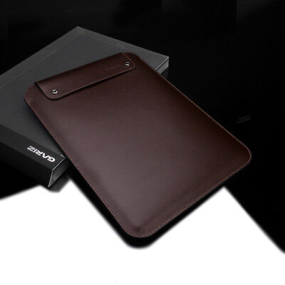 GARIZ Leather Instance Bag Pouch for Apple iPad Pro 12.9 PL-IPDPBR Brown