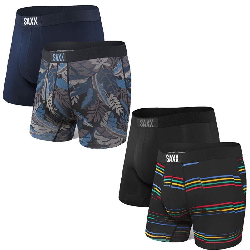 Saxx Vibe Boxer Brief Men