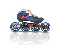 TITAN 110mm 87A Replacement Wheel with Bearings for Kick Scooter Inline Skates