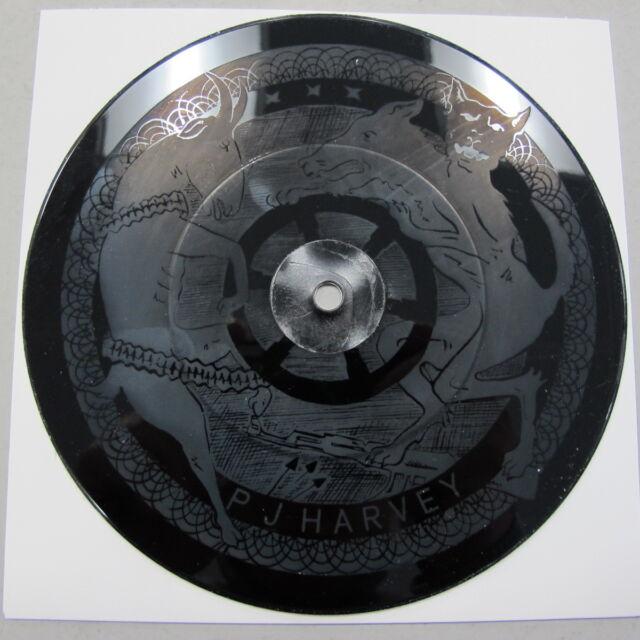 "PJ HARVEY - The Wheel ***ltd eched 7""-Vinyl***NEW***"