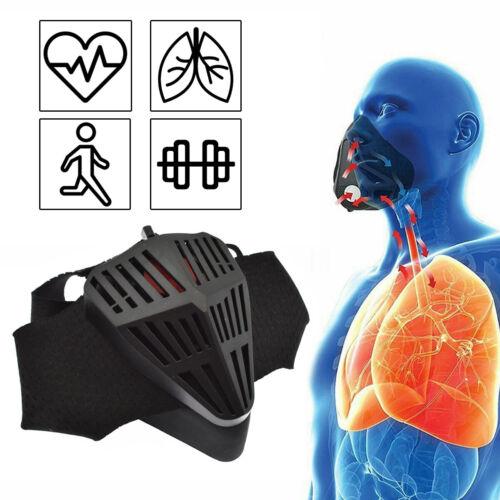 Running Fitness Mask For Workout Training Oxygen High Altitu