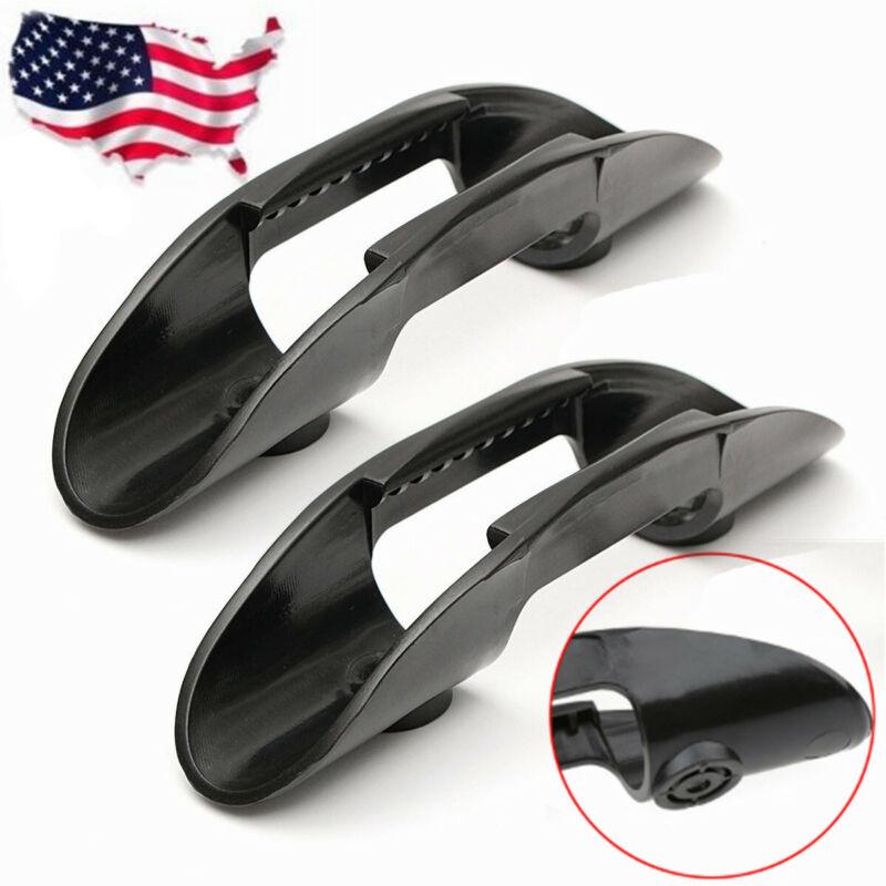 2Pcs Plastic Kayak Marine Boat Paddle Clip Holder Accessorie