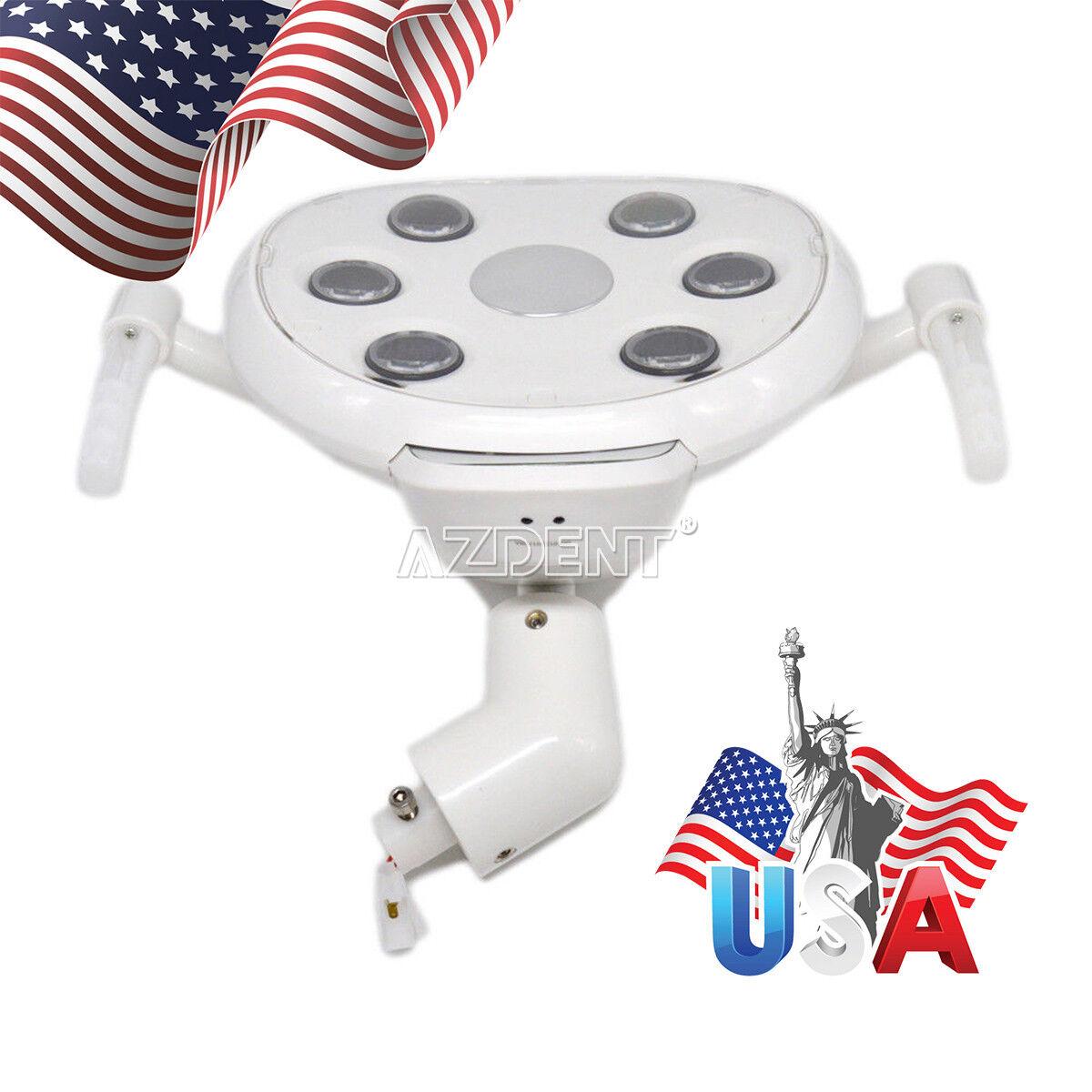 USA 1 Kit  Dental Oral lamp LED Light For Dental Chair Unit CX249-23
