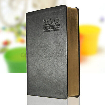 Blank Leather Notebook Vintage Classic Journal Diary Book Thick Sketchbook  GB