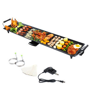 Le New Tabletop Bbq Grill 110v 250v Indoor Electric