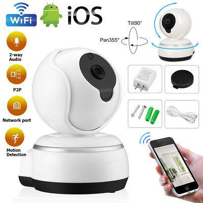 Wireless Ir 720P Home Security Network Cctv Ip Camera Night Vision Wifi Webcam