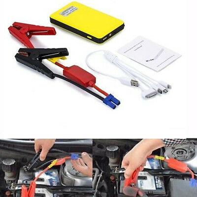 12V 20000Mah Multi Function Power Bank Booster Car Jump Starter Battery Charger