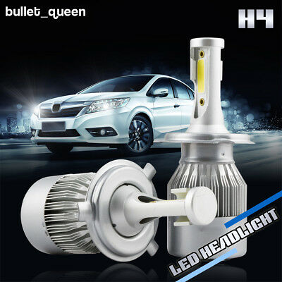 9003 H4 HB2 CREE LED Headlight Bulbs For Honda Odyssey 1995-2004 Civic 1992-2003 1995 Xenon Headlight Bulbs