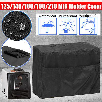 Waterproof Cover For Hobart Mig Welder 125140180190210 Black 20x10x12