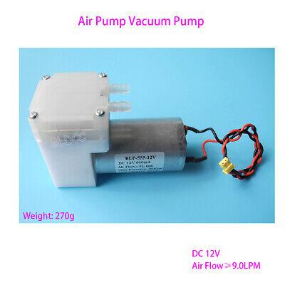 12v Aquarium Air Pump 616v Aspirator Vacuum Pump Diaphragm Pump Diy Massager Fy