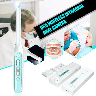 2mp 8led Lights Wifi Dental Intraoral Oral Medical Inspection Camera