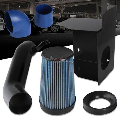 Heat Shield AF Dynamic Cold Air Filter intake for Hummer H2 03-07 6.0 6.0L V8