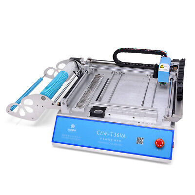 Charmhigh Chmt36va Set With Stencil Printer Sp4432reflow Soldering Ovent962a-z
