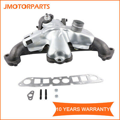 Exhaust Manifold w/ Gasket For Jeep Wrangler Cherokee American Motors Eagle 2.5L