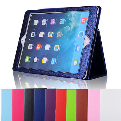 """For Apple iPad 7th Generation 10.2"""" 2019 Magnetic Slim Leather Smart Stand Case"""