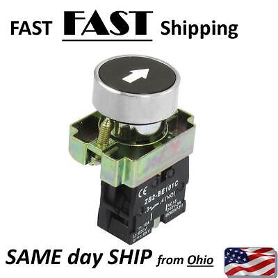 Momentary Shop Industrial Controlls Push Button Switch No Contacts N.o. Open