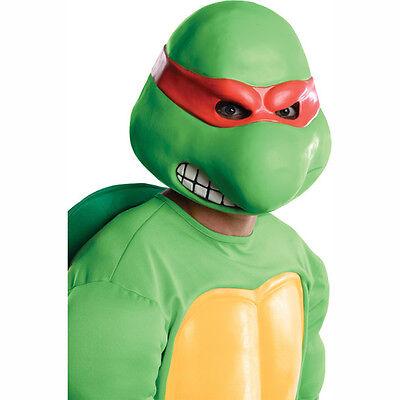 Teenage Mutant Ninja Turtles Raphael Full Overhead Latex Adult Costume Mask
