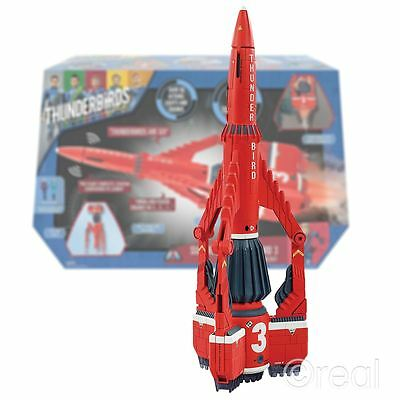 New Thunderbirds Supersize Thunderbird 3 Playset w/ Smoke Tech Official
