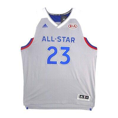 2017 LeBron James Adidas NBA All Star East Climacool Swingman Jersey Men Large