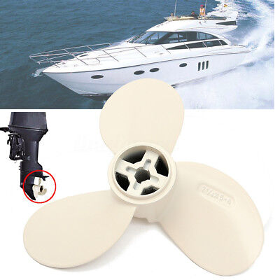 Outboard Aluminium Alloy Propeller 7 1/4X5-A for Yamaha Boat Motor 2 Stroke 2HP  for sale  Shipping to South Africa