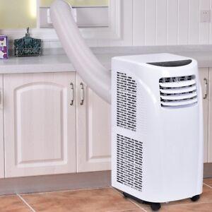 Room 10000 BTU Air Conditioner Dehumidifier Remote Control W/ Window Set