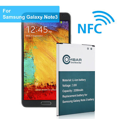 3200mAh NFC Replacement battery B800BC for Samsung Galaxy Note 3 III N9000 N9005
