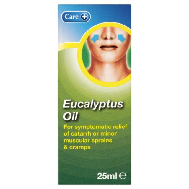Care Eucalyptus Oil 25ml