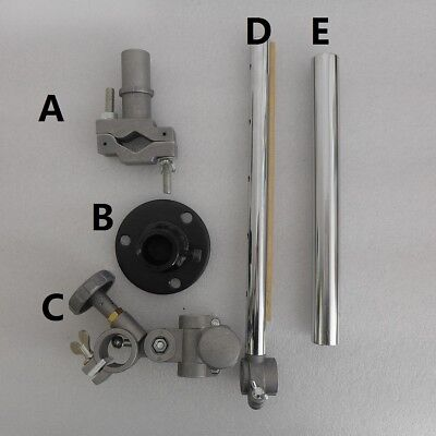 Parts For Mini Welding Torch Holder Support Mig Gun Holder Clamp Mountings