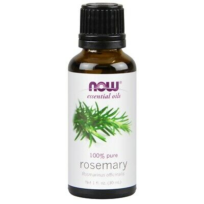NOW Foods Rosemary Oil - 1 oz, FRESH Made In USA, Global Shipping Available Foods Rosemary Oil