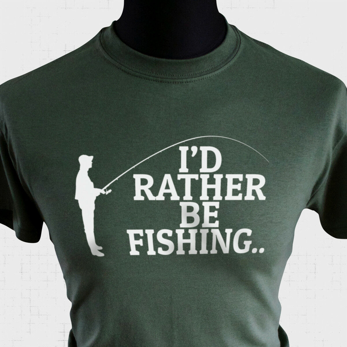 Mens Funny Novelty Fishing Angling T Shirt Hoody Birthday Present Gift