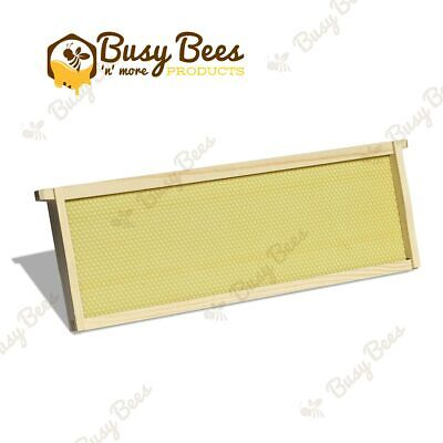 Langstroth Bee Hive 10 Frame Medium Super Frames And Foundations