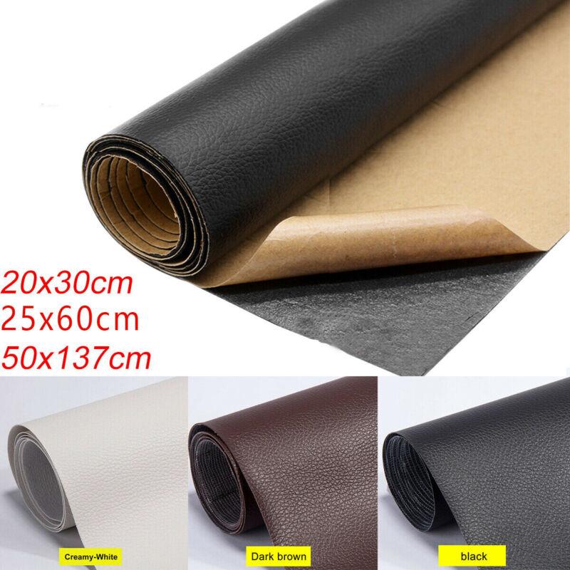 Self-Adhesive Leather Repair Patch Stick on Sofa clothing Repairing Car Bag Seat