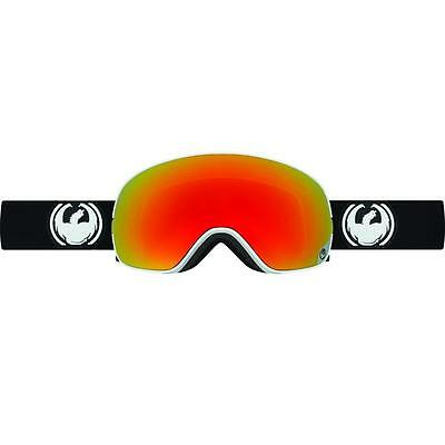 Dragon X2s Goggles Inverse Red Ion + Yellow Blue