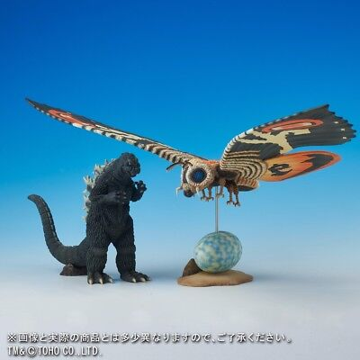 Godzilla 1964 vs Mothra 1964 (Toho Special Effects Museum Series) - LAST ONE!
