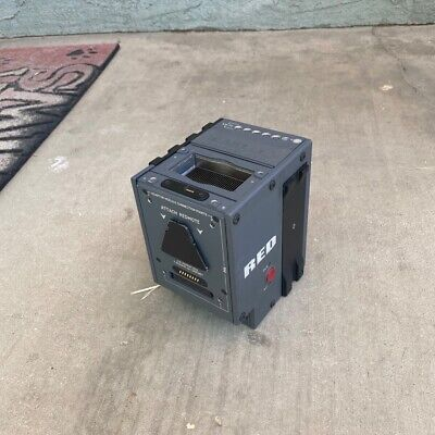 Red Scarlet MX Mysterium-x Digital Cinema Camera Brain. Used, but perfect cond