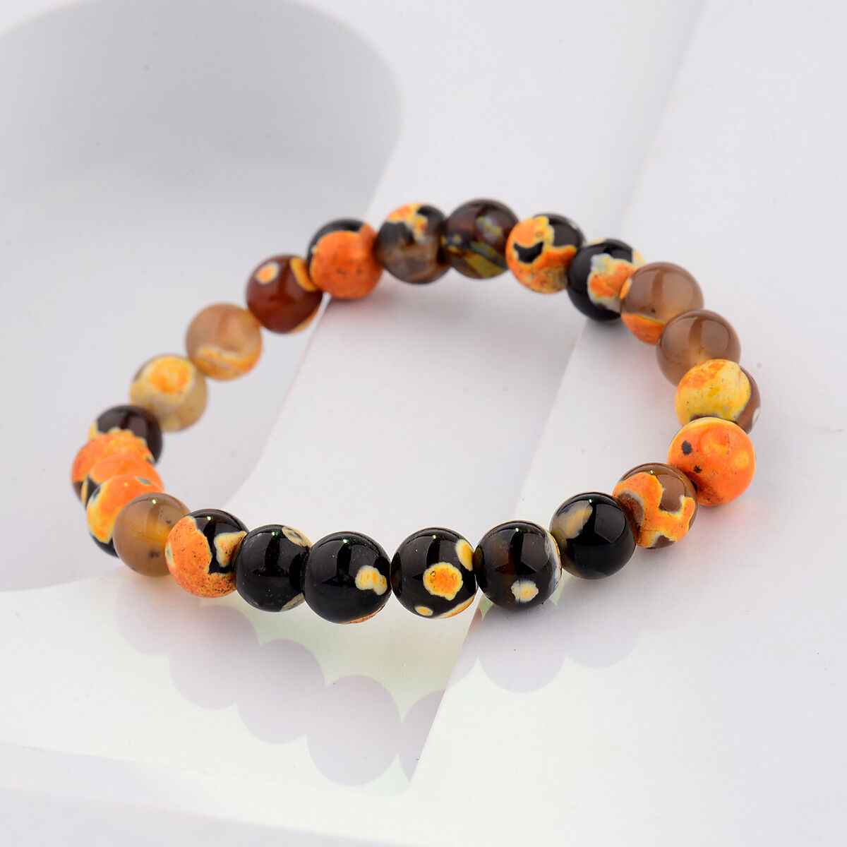 Colourful Stone beads style 3