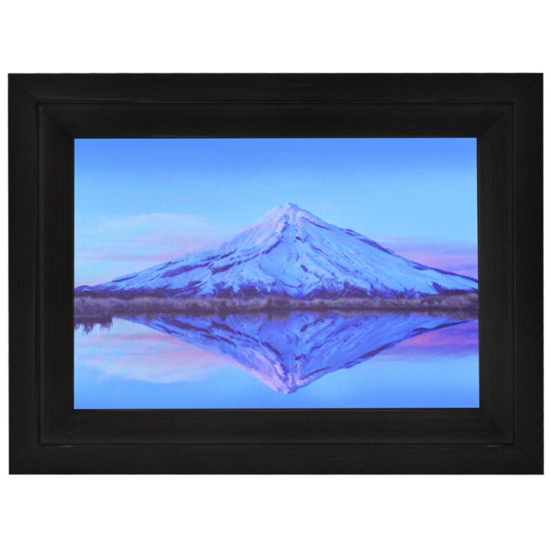 """Life Made Digital Touch-Screen 10"""" Picture Frame with Wi-Fi - Black - SLRFB"""