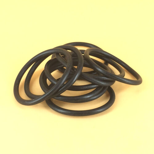 2.4mm Section Select OD from 8mm to 50mm Rubber O-Ring gaskets